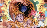 Soma ist sowohl eine Gottheit, als auch der Saft einer bis heute nicht identifizierten Pflanze.